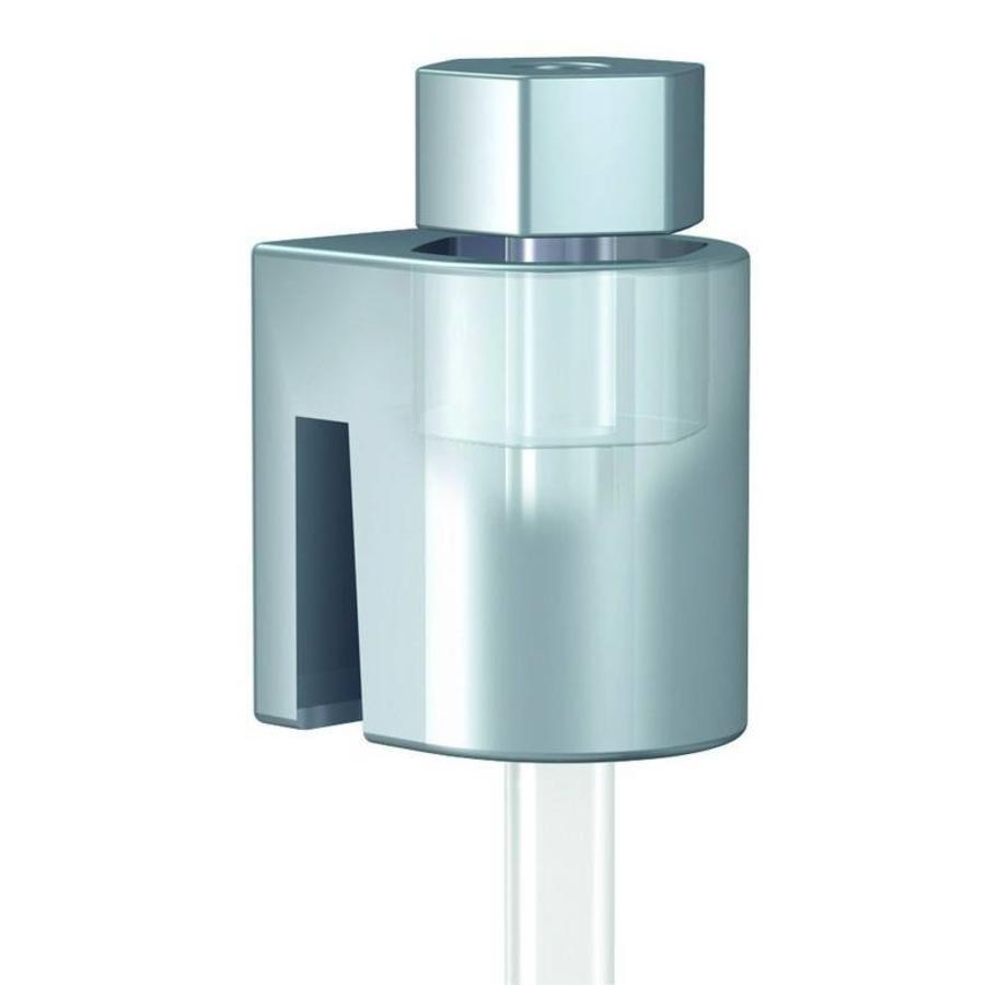 Cilinderhaak kleur aluminium max. 15 kg.-1