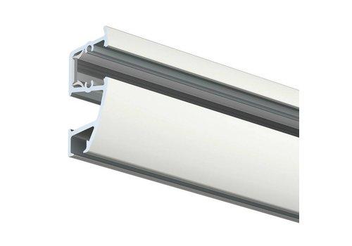 Combi Rail Pro Light verlichtingsrail RAL 9010