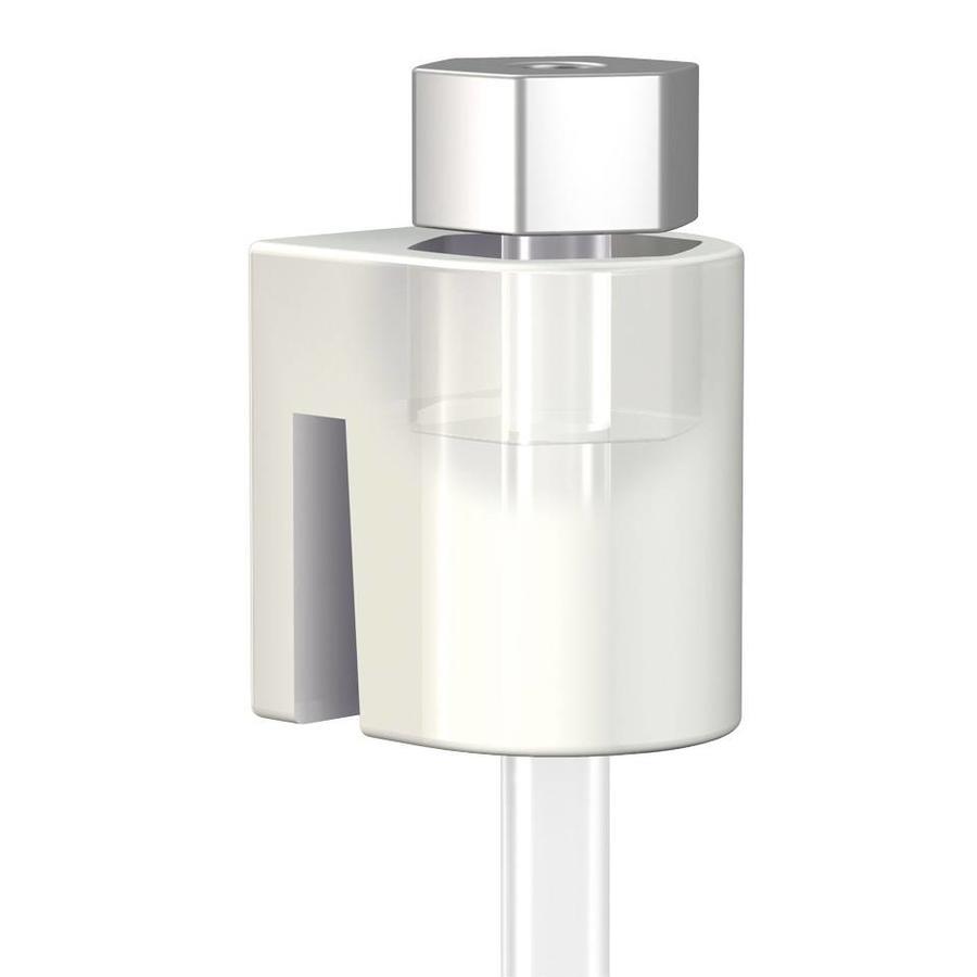 Cilinderhaak wit max. 15 kg.-1