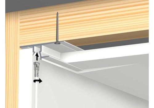 Shadowline Drywall - gipsplaat 13 mm.