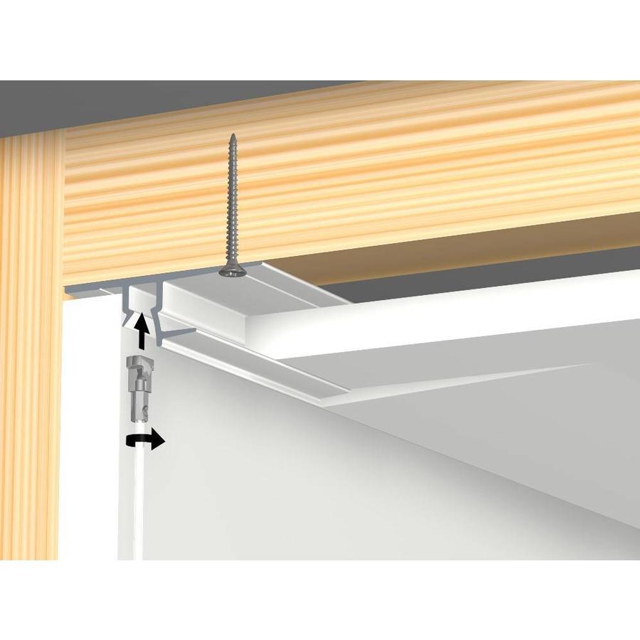 Artiteq Shadowline Drywall bevestiging gipsplaat-2