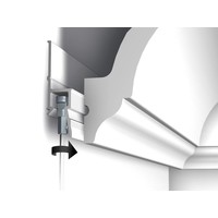 thumb-Kroonlijst CX 126 modern 20 kg.-2