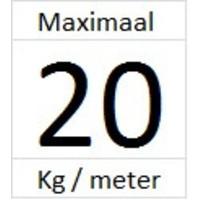 thumb-Staaldraad 2 mm. met Twister-2