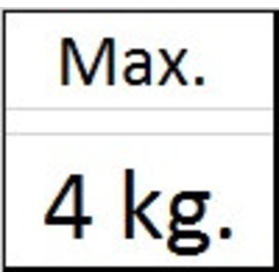 Mini haak max. 4 kg.-2