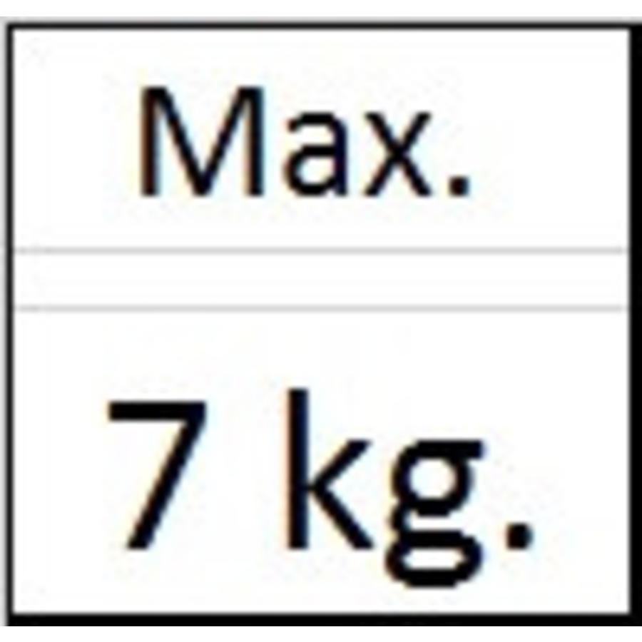 Ophanghaak zwaar messing max. 7 kg.-2