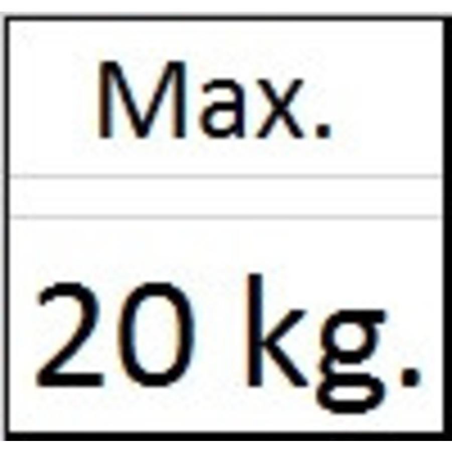 Micro Grip haak 2 mm. 20 kg.-3