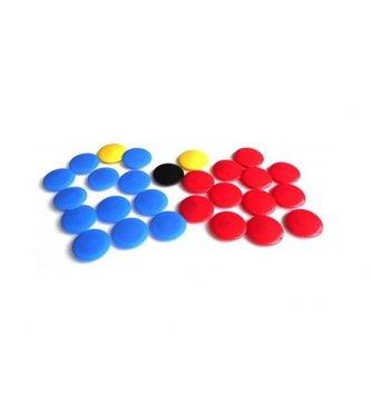 Jako Reserve magneten voor tactiekbord