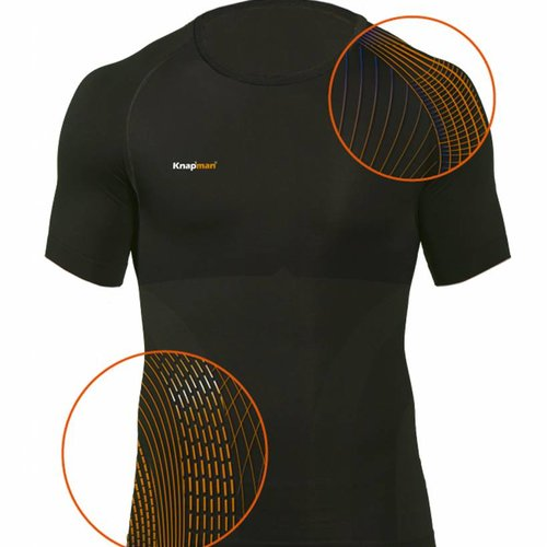 Knapman Zoned Compression Shirt