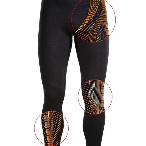 Knapman Zoned Compression Long Pants ladies