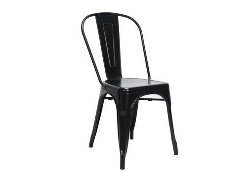 Tolix chair Black
