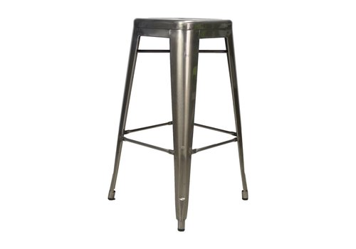 Tolix Bar Stool Metal