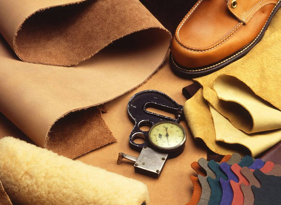 Leather and artificial leather: the facts