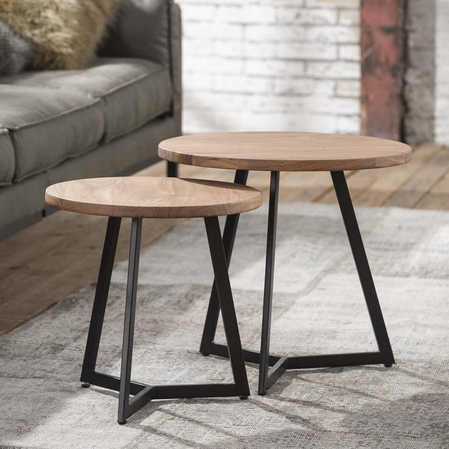 Tripod Side Table (set of 2)