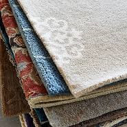 Choosing and maintaining a rug