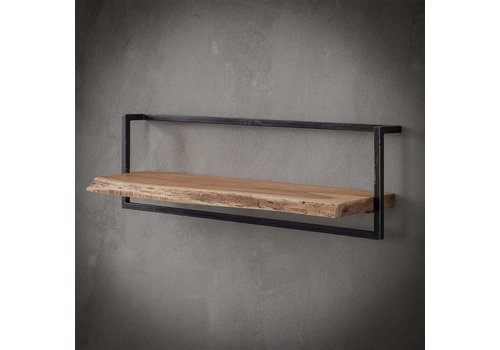Wall shelf Jax 100 cm Solid Wood