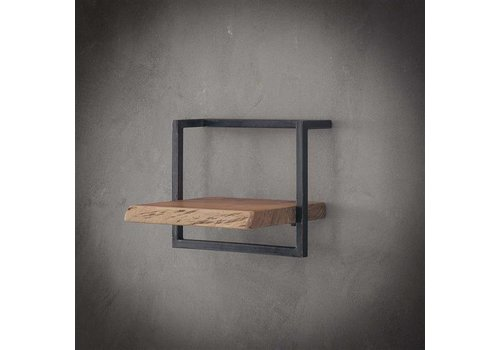 Jax wall shelf 40cm Acacia wood