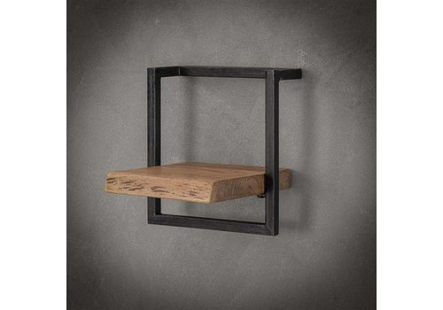 Wall shelf Jax 30 cm Solid Wood