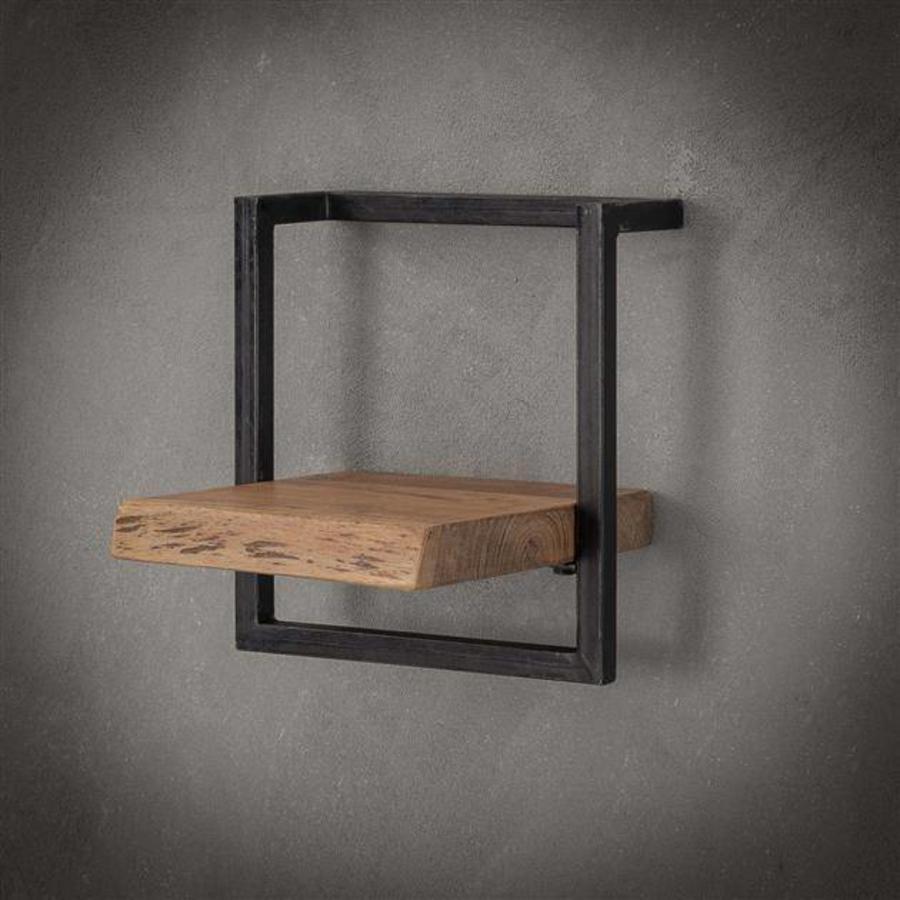 Wall shelf Jax 30 cm Solid Wood