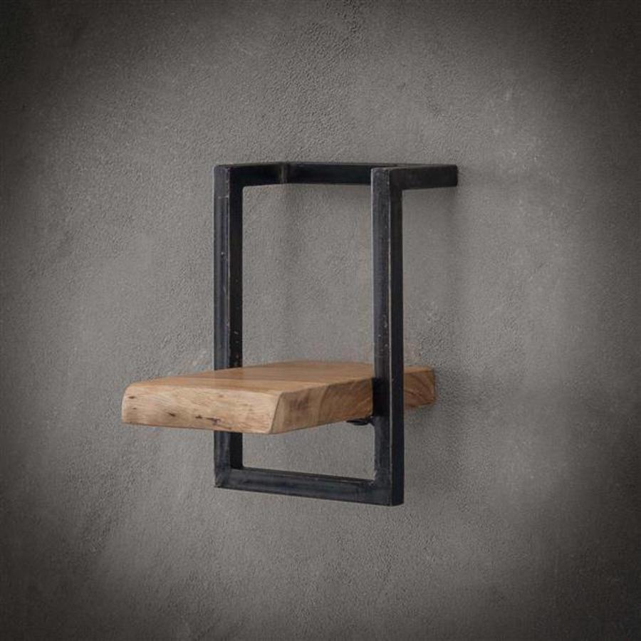 Wall shelf Jax 20 cm Solid Wood