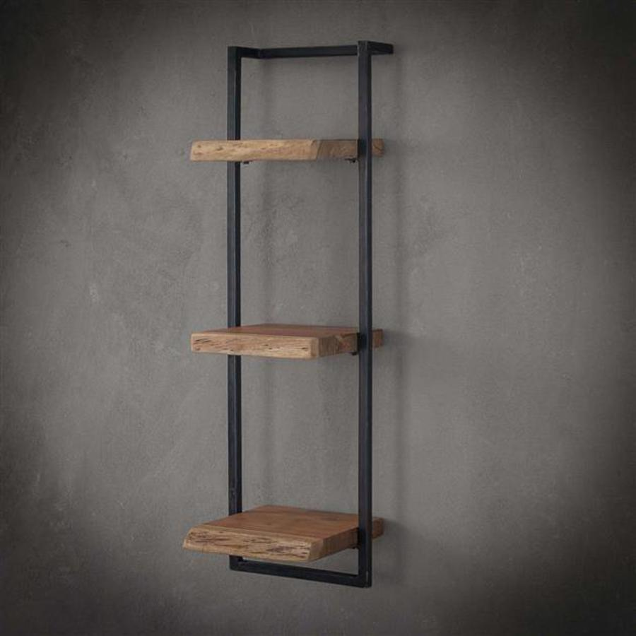Jax wall shelf 30cm H=100 Acacia wood