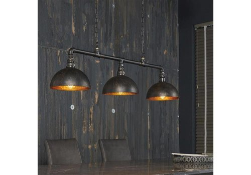 Sena ceiling light black - Industrial design