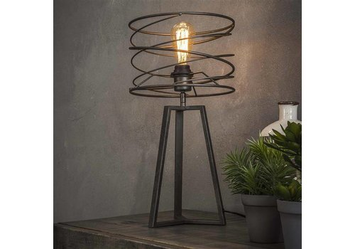 Santo table lamp Ø27 - Industrial design