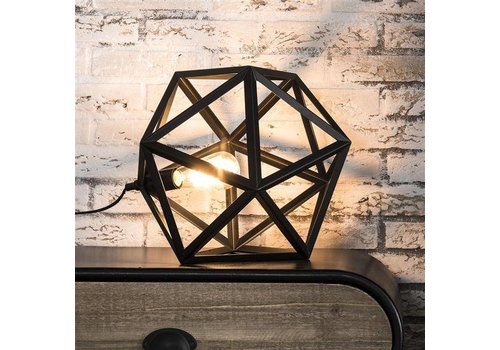 Tina table lamp  - Industrial design