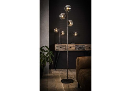 Nigel floor lamp - Industrial design