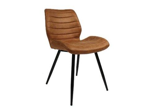 Morris Dining Chair Cognac - Industrial design