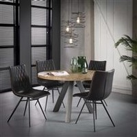 Dining Chair Topac Brown