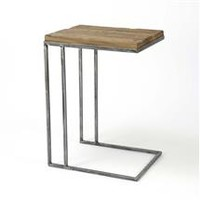 Laptop Table Macie Solid wood