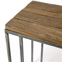 Macie laptop Table - Solid wood