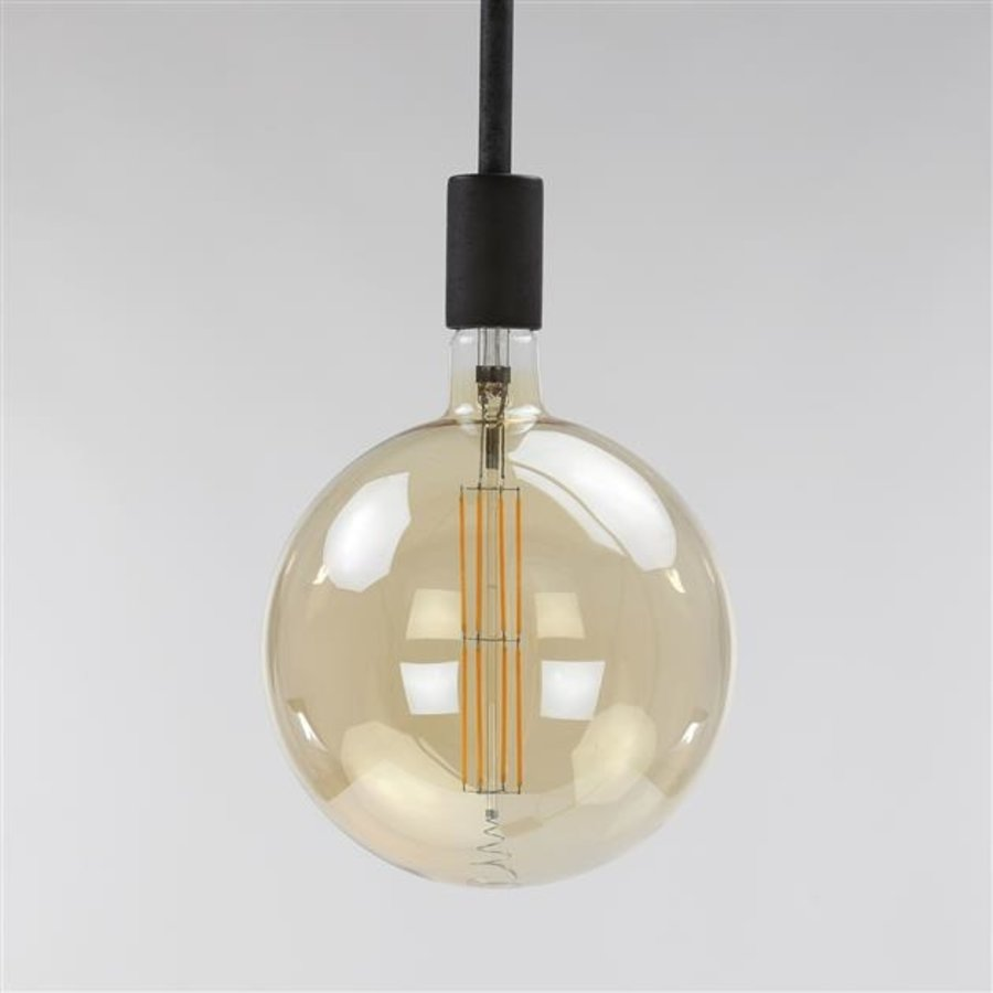 LED Light bulb Marble  Ø20 cm Amber