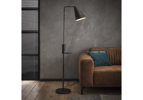 Industrial Floor lamp Techno with USB charger
