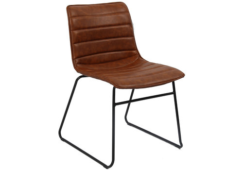 Dining chair Ryan Cognac