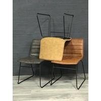 Dining chair Ryan Cognac