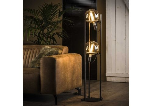 Industrial Floor Lamp Alexander 2L
