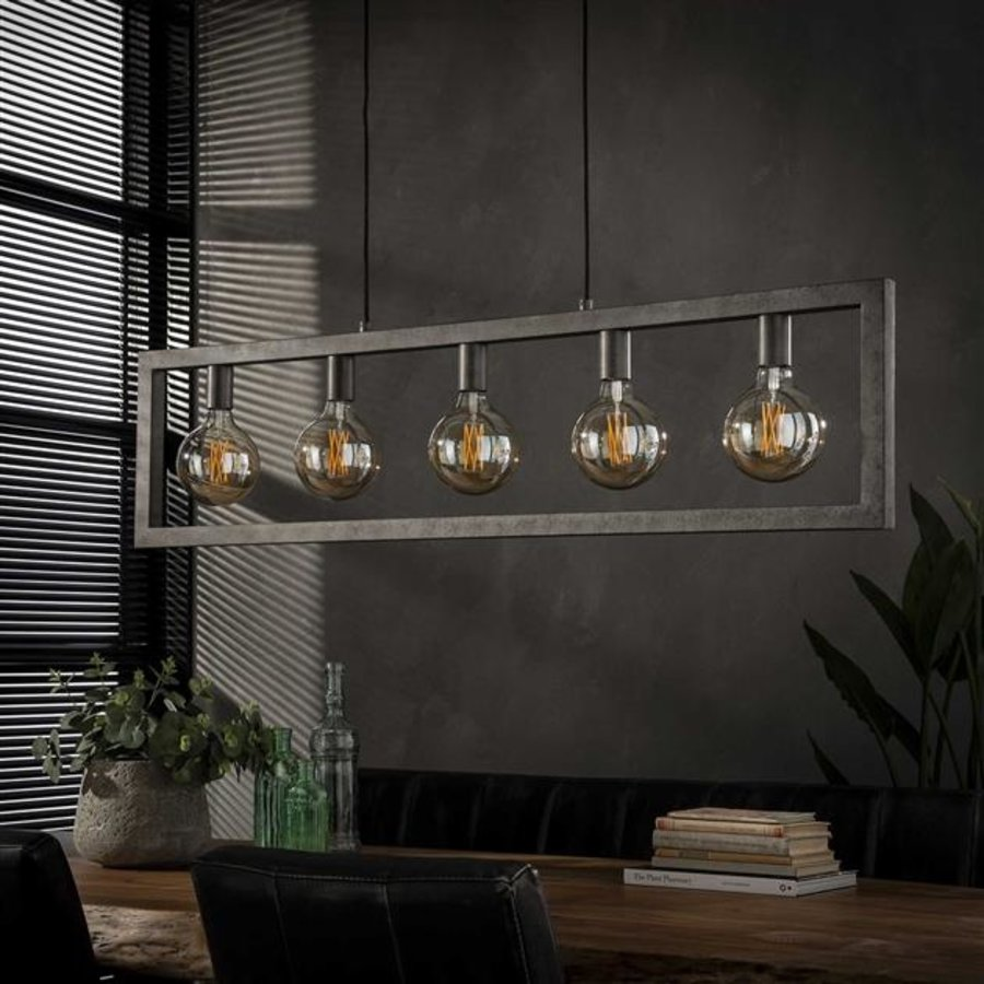Industrial Ceiling Light Aiden 7L