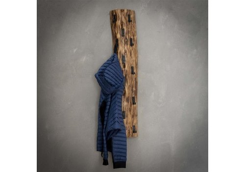 Coat rack Donald 14 hooks