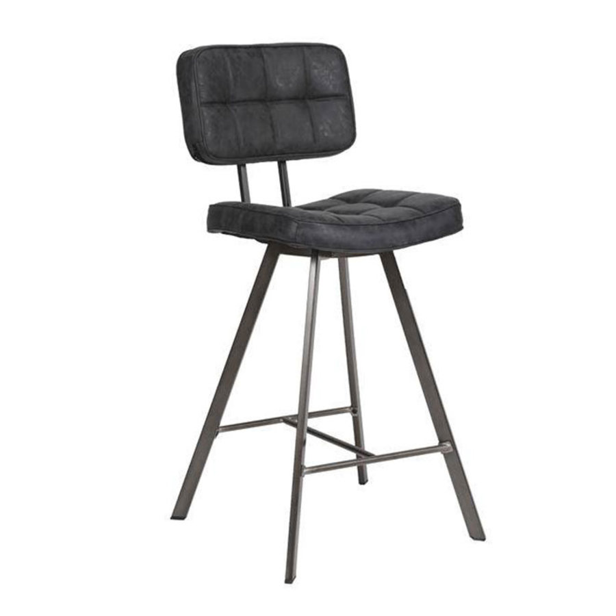 Tremendous Modern Bar Stool George Black Gmtry Best Dining Table And Chair Ideas Images Gmtryco