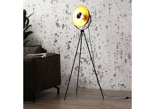 Floor lamp Fallon Black Gold **SALE**