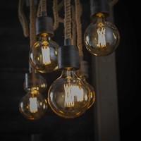 Ceiling light Polo multiple pendants