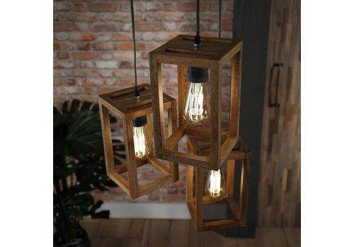 Ceiling Light Hooper 3 pendants