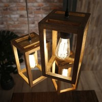 Ceiling Light Hooper 3 pendants