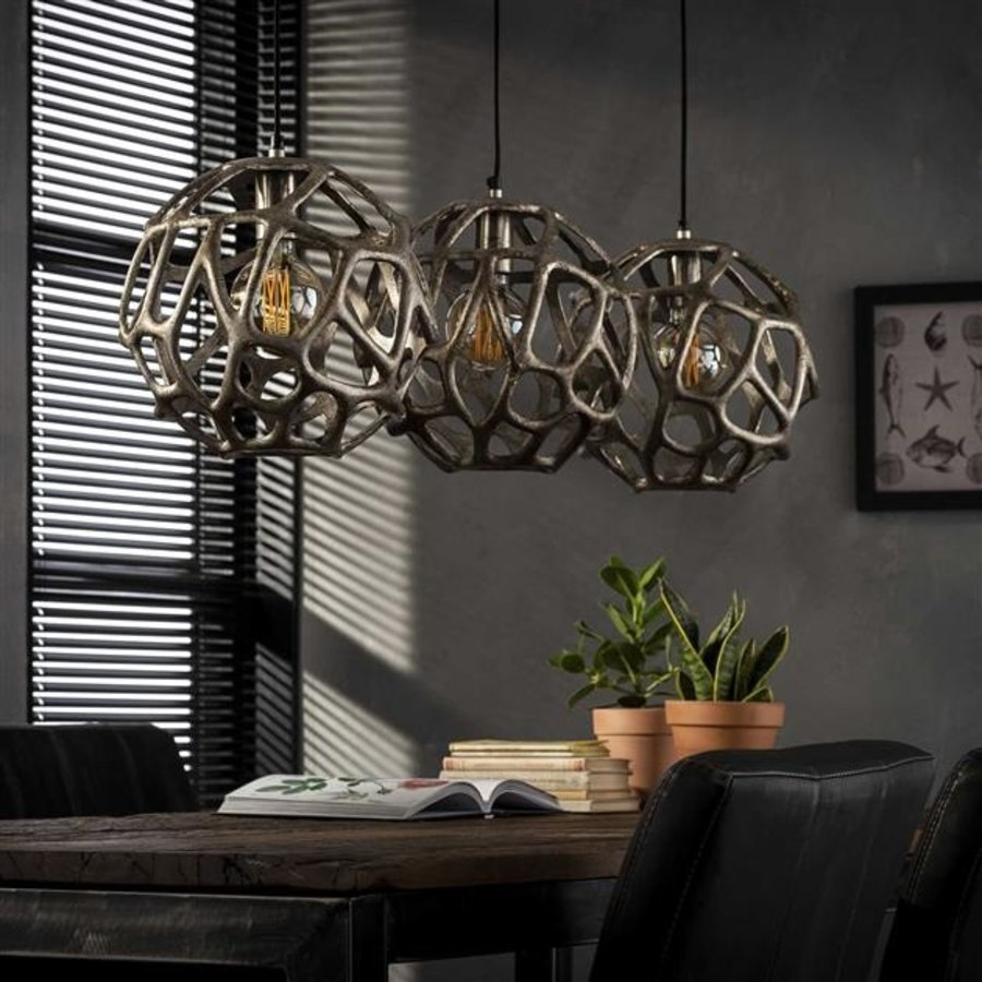 Industrial Ceiling Light Dimmock