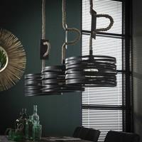Industrial Ceiling Light Watson 3 Pendants