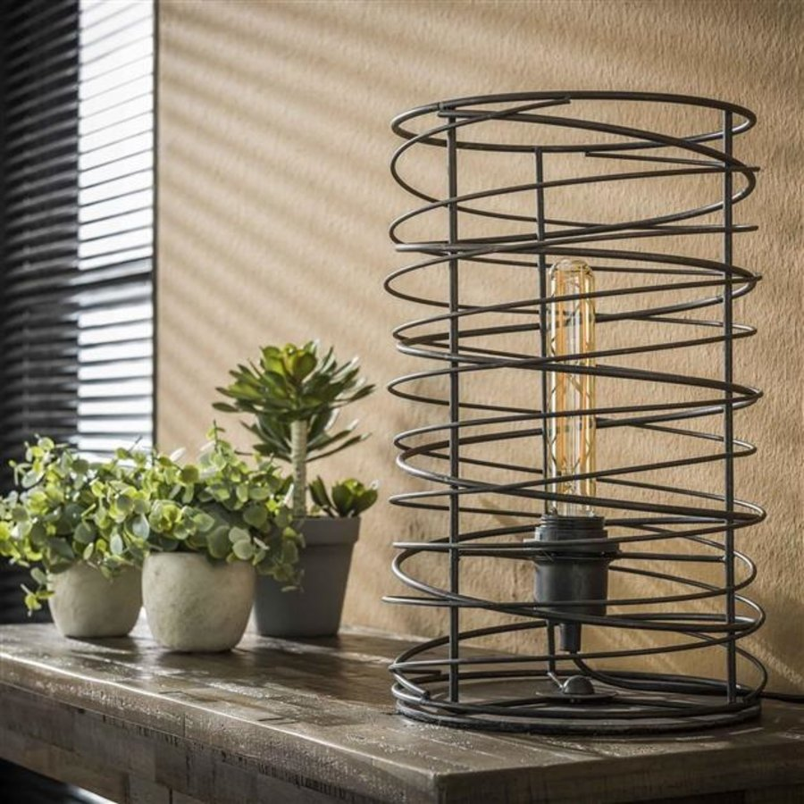 Industrial Table Lamp Valley