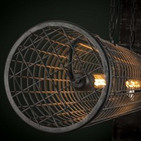 Industrial Ceiling Light Fratton