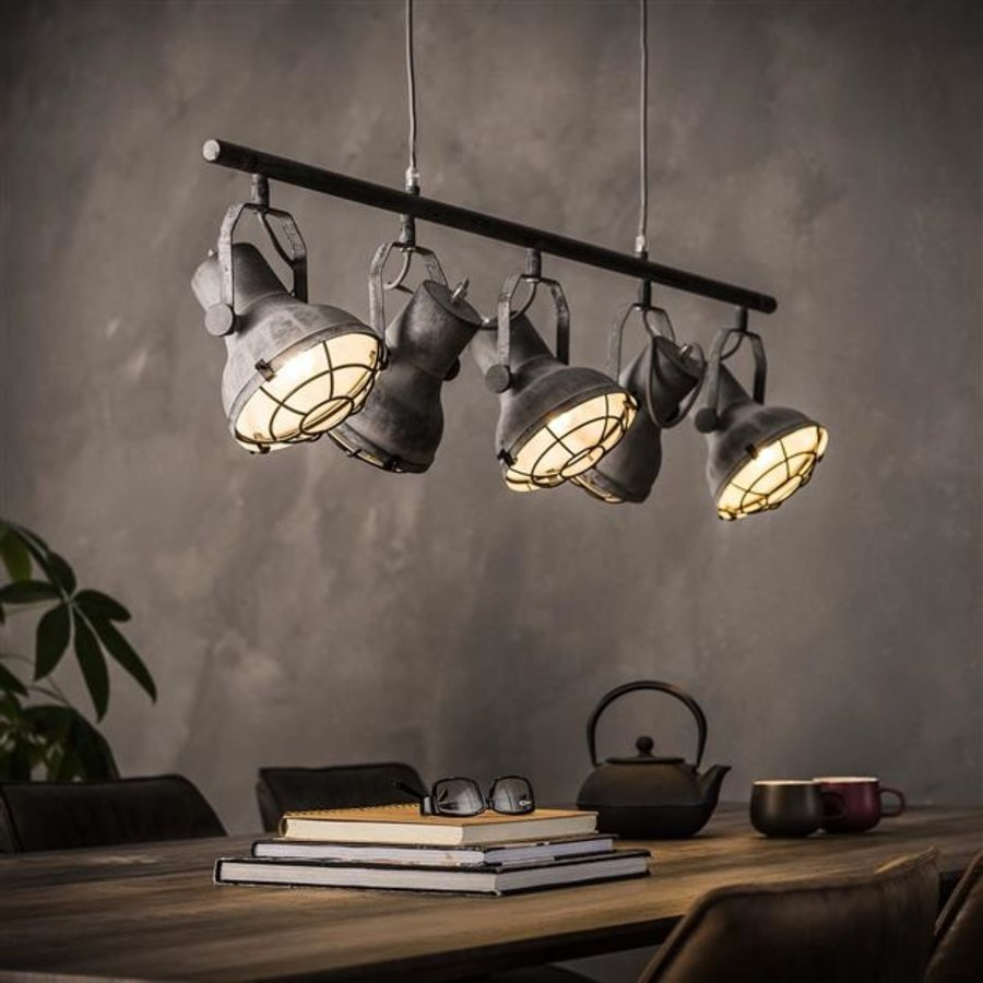 Industrial Ceiling Light Griffin