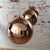 Industrial Ceiling Light Flynn Copper